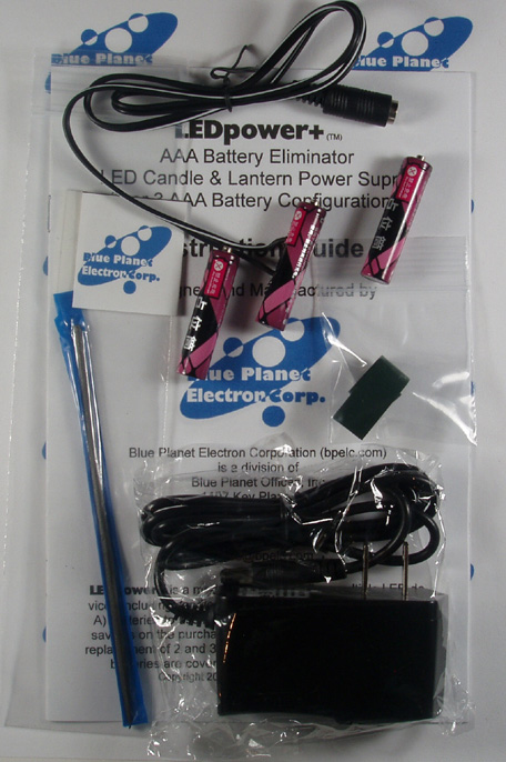 LEDpower Deluxe Kit Image